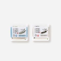 김구원선생두부 오리엔탈 연두부 2종세트 3type