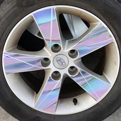 현대 아반떼MD 16인치 휠 스티커/ 1세트