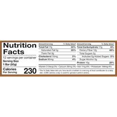 (2개) 핏펙터 키토 밀키트 단백질바 초콜릿칩 12개