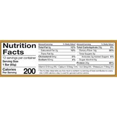 (2개) 핏펙터 밀키트 단백질바 유산균 피넛버터 12개