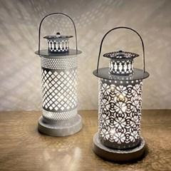 북유럽 촛불램프 LED 랜턴 인테리어장식