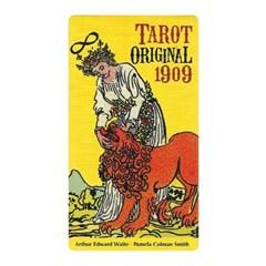 오리지널 1909 타로카드 -한글해설서+주머니 제공