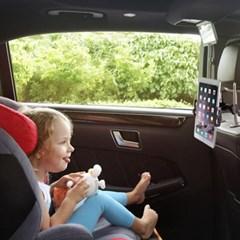 우건 자동차 뒷자석 스마트폰 태블릿 거치대 헤드레스트