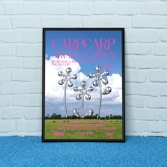 STEEL FLOWER-PINK(포스터-A2)