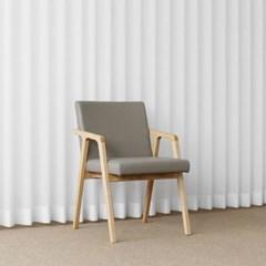 [오크] AQ형 의자 라이트그레이