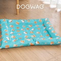 도그웨그 딥슬립 강아지 대형 쿨매트 고양이 여름 쿨방석