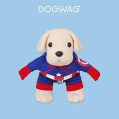 도그웨그 스타 쉴드 코스튬 강아지 할로윈 코스프레 고양이 옷