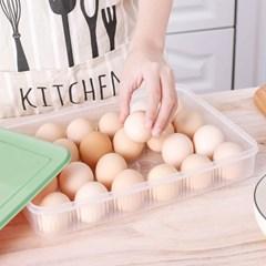 싱싱트레이 24구 계란케이스 에그 달걀보관함
