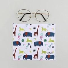 [주문제작]안경닦이 패턴 정글속으로