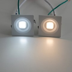 LED 1.5인치 다운라이트 3W