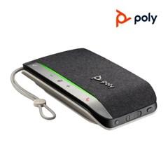 Poly 싱크20 회의용 Hi-Fi 블루투스 스피커폰