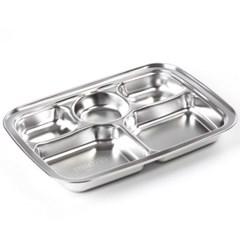 스텐락 스텐304 다이어트 사각식판
