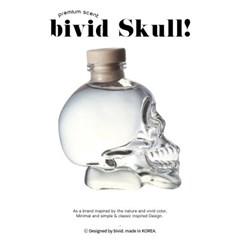 [비비드] 천연 발효주정 해골 디퓨저 집들이 생일선물 방향제