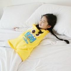 핑크퐁 아기상어 유아 수면조끼 베이비샤크