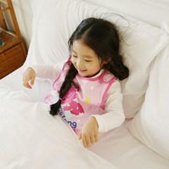 핑크퐁 아기상어 유아 수면조끼 꿈나라
