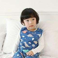 베이비앤아이 유아 수면조끼 공룡