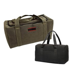 대용량 캔버스 더플백 캠핑용 멀티 가방