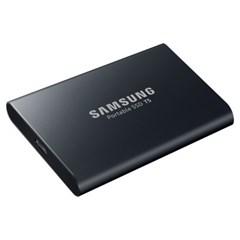 삼성전자 외장하드 SSD 포터블 T5 1TB MU-PA1T0B/WW