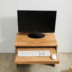 엘다 원목 좌식 게임용 컴퓨터 작은 1인 책상 600