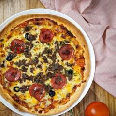 수제 콤비네이션 피자 10인치(580g)