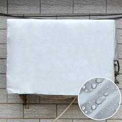 겨울용 국산 에어컨 PVC 실외기커버_중형(80x35x70)