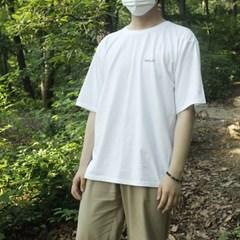 룰티셔츠 white