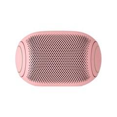 LG엑스붐고 PL2P 핑크(버블검) 블루투스 스피커