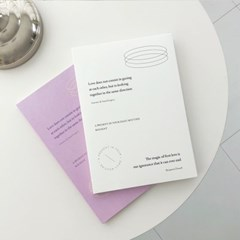 [B5] 바인딩 종이커버 시리즈