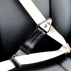 목조임 사고방지 ! 차량용 보조 안전벨트 클립