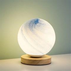 3D 행성 별 스탠드 LED 무드등 탁상 인테리어 조명