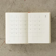 (2022 날짜형) 2022 MD노트 다이어리 하루 한 페이지 (S)