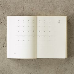 (2022 날짜형) 2022 MD노트 다이어리 하루 한 페이지 (L)