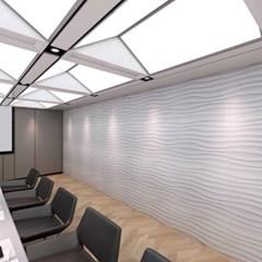 입체 벽장식 3D PVC 보드 패널 MAXWELL