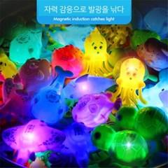 유아 어린이 물고기 자석 낚시 놀이 장난감 세트 J
