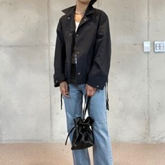 캐로 야상 자켓