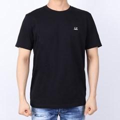 21FW 시피컴퍼니 스몰로고 티셔츠 (블랙) 11CMTS040A 005100W 999