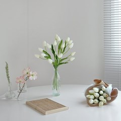 꽃다발 선물(튤립꽃다발 + 전용화병)