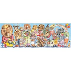 [DJECO] 퍼즐 갤러리 왕의 파티 100pcs_DJ07639