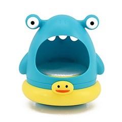 목욕 거품 놀이 KC인증 유아 아기 버블 장난감 (상어)