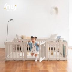 이누이베베 톰톰 모듈 항균 베이비룸 아기 안전문 펜스 울타리
