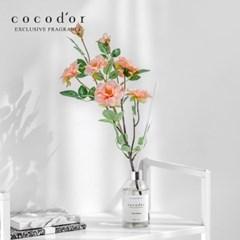 코코도르 디퓨저 화이트라벨 200ml + 월계꽃 조화 1P