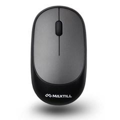 맥스틸 무선 블루투스 무소음 마우스 GM-BM101