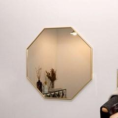 마벨 정팔각 욕실 인테리어 벽거울