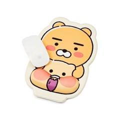 쿠션마우스패드_라이언&춘식이