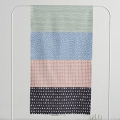 [Fabric] 소프트 캔디크러쉬 4in1 패턴 코튼