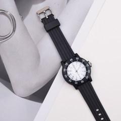 [키즈스퀘어]아날로그 시계 S57-189(Black)