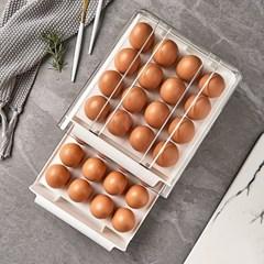 달걀 계란 냉장고 보관 트레이 보관함 수납함 보관용기 수납 계란통