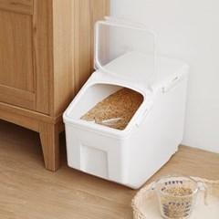 [라벨스티커증정]릴리브 밀폐형 쌀통 10KG