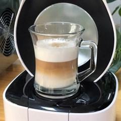 다이아글라스 커피머그 200ml 유리컵 6P 세트