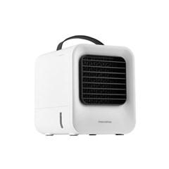 쿨링필터탑재 이동식 에어쿨러 탁상용 선풍기 냉풍기